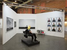 Feature: Contemporary Art Fair 2014, featuring mostly Quebec galleries, was launched this fall in Toronto !