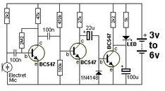 Subwoofer Amplifier using TDA2030 + TIP3055 TIP2955 in