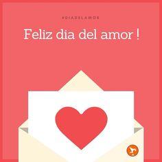Feliz día del #amor !  #love