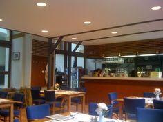 Café Konvikt ve městě Olomouc
