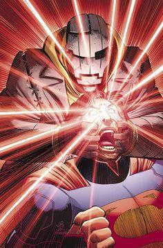 SUPERMAN #36//John Romita, Jr./R/ Comic Art Community GALLERY OF COMIC ART