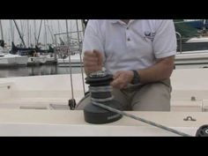 Learn to Sail Video Tip: Winches