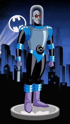 Dc Heroes, Comic Book Heroes, Comic Books, Frank Miller Comics, Gotham Villains, Batman Poster, Batman Wallpaper, Batman The Animated Series, Bruce Timm