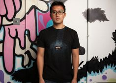 """The Daywalker"" - Threadless.com - Best t-shirts in the world"