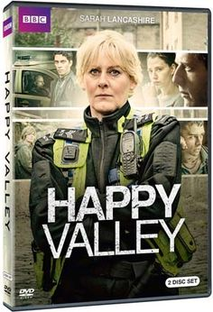 In a magnificent role written specifically for her, Sarah  Lancashire (Last Tango in Halifax, The Paradise) shines as  Catherine Cawood, a hard-working, earthy police sergeant who  strides her beautiful patch of Yorkshire like a grown-up.  Catherine's work  and personal life are already complicated in crime- riddled  Happy Valley when Tommy Lee Royce wanders into town, freshly  released from prison. Was he responsible for Catherine's  daughter's death, as she believes? And will her…