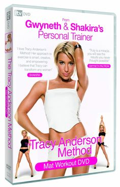Tracy Anderson Method [Import anglais]: DVD & Blu-ray : Amazon.fr