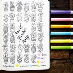 Love this #moodtracker from @bujopassion. #pineapple #Repost @bujopassion  ・・・  My mood tracker for may. I am so excited to start coloring it   .  .  .  #bulletjournal #bulletjournaljunkies #bulletjournalcommunity #bujo #bujojunkies #planner #planneraddict #planning #journaling #leuchtturm1917   #zenofplanning #showmeyourplanner #immtribe #bohoberrytribe #journal #bulletjournalist #studyblr #studyspo #organized #gettingthingsdone #artistsoninstag