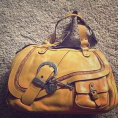 Dior gaucho Authentic like new Dior gaucho pre owned very well kept trade value 350 Dior Bags Shoulder Bags