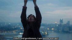 Perks of Being A Wallflower. I am below average