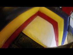 Giant Slide POV - YouTube