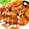 ■簡単!鶏肉とかぼちゃのトマトクリーム煮 by 梶原鮎友 http://cookpad.com/recipe/1646801#share_other