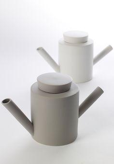 Keramik Teekanne von Catherine Lovatt