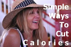 The most basic way to lose weight is to slash calories. That's Diet 101. But how many do you really have to cut or burn to see results? See these simple solutions for cutting calories: http://www.collagevideo.com/blogs/fit-forever-with-kathy/10-ways-to-save-hundreds-of-calories-this-weekend