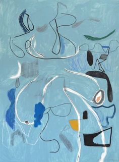 Brian Coleman, 'Massenet', Mixed Media on Canvas, 48x36 - Anne Irwin Fine Art