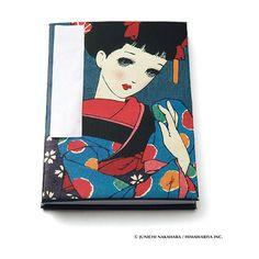 中原淳一デザイン「それいゆ・ゆかた」が復刻発売 - 御朱印帳やがま口財布などの小物もの写真6