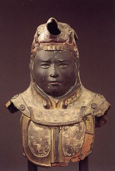 Japanese National Treasure, The statue of Gobujyo 五部浄像(興福寺) Buddha , Statues and Icons : More At FOSTERGINGER @ Pinterest