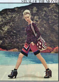 Wayuu Mochila, Vogue Magazine
