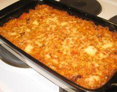 Juustoinen broileripastavuoka on helppo arkiruoka Good Food, Yummy Food, Fun Food, Cooking Recipes, Healthy Recipes, Fodmap Recipes, Comfort Food, Recipe For Mom, Pasta Dishes