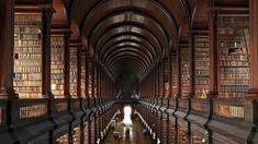 Hogwarts Library ASMR Ambience - Harry Potter Reading, Writing & Rain So...