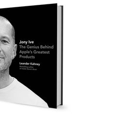 California Dreamin': Jony Ive's Formative Post-Graduation Visit, from Leander Kahney's New Biography, Available Today