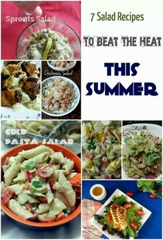 7 Summer salad recip