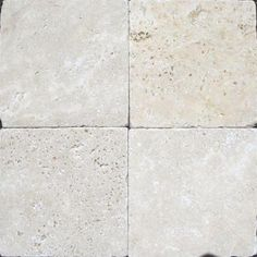 MS International Chiaro 6 in. x 6 in. Tumbled Travertine Floor and Wall Tile (1 sq. ft. / case)-THDW3-T-CH6X6T at The Home Depot