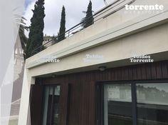 TOLDOS COFRE DISEÑO RECTANGULAR - Pérgolas Barcelona TE®