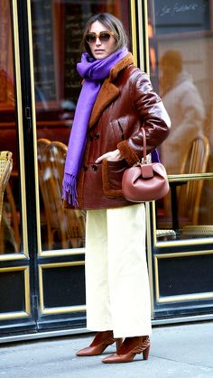 The Very Best Outfits From Paris Fashion Week