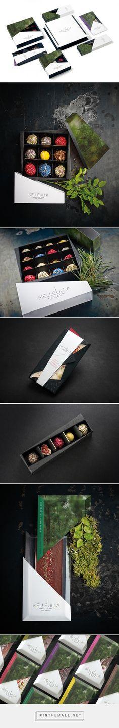 Nelleulla Chocolate Series by Maija Rozenfelde