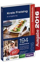 Gutscheinbuch Kreis Freising & Umgebung