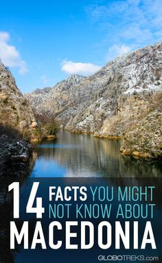 Nov 2017 - Macedonia, a still off the beaten path country, has an air of mystery that makes it interesting to curious travelers. Here are 14 facts you might not know about Macedonia. Europe Destinations, Europe Travel Tips, European Travel, Travel Guides, Traveling Europe, Travel Abroad, Macedonia, Malta, Backpacking Europe