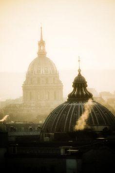 Paris. December 2009. By NikitaDB. *