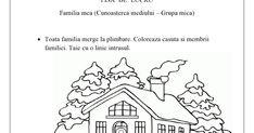 Un blog ce cuprinde planse de colorat si fise de lucru pentru copii. Acest blog vine ca un ajutor in intampinarea cadrelor didactice. Family Coloring Pages, Worksheets, Blog, Simple Lines, Blogging, Literacy Centers, Countertops