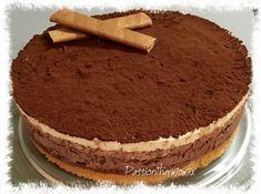 Image - Croustillant aux 3 chocolats - Skyrock.com