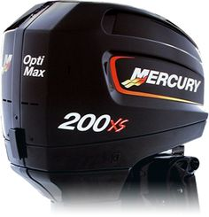 Mercury Racing OptiMax 200XS ROS Outboard
