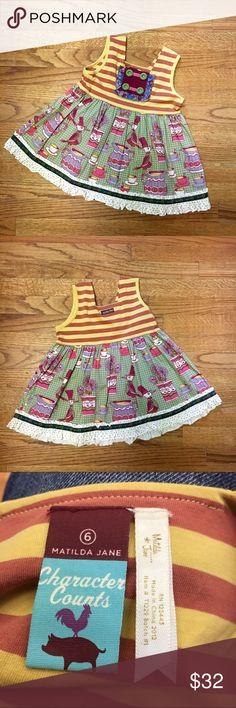 Matilda Jane Grasshopper Shorties Shorts NEW 4 6 8 Matches Heart Song Maxi Dress