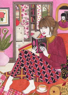 The pink room - Laura Callaghan