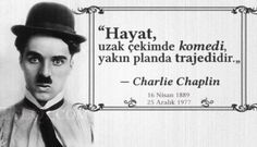 """""""Life is a tragedy when seen in close-up, but a comedy in long-shot"""" —Charlie Chaplin Tragedy Quotes, Comedy And Tragedy, Wisdom Quotes, Life Quotes, Deep Quotes, Charlie Chaplin, The Words, Nlp Books, Philosophical Quotes"""