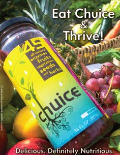 Chuice Health Drink healthy fitness