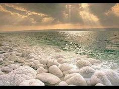 The Dead Sea the name is salt sea. Dead sea is a salt lake bordering Jordan to the east, and Israel.Dead sea its surface and shores a. Places To Travel, Places To See, Travel Destinations, Dead Sea Israel, Heiliges Land, Totes Meer, Naher Osten, Pavillion, Egyptian Beauty