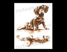 It Wasnt Me, Dachshund Pattern, Vintage Dachshund Pattern, Cross Stitch, Needlepoint, Dog Pattern, Dachshund by NewYorkNeedleworks on Etsy
