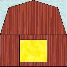 Block of Day for April 07, 2015 - Little Barn
