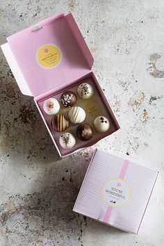 Mother's Day Cake Truffles from @sharisberries on @bakersroyale