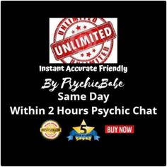 Affordable Eye-Opening Same Day Psychic Instant TEXT Messaging CHAT through WhatsApp, Messenger, or Skype. Unlimited Questions 10-minute chat, giving 100 words on average.  Not a phone, video, email,#onlinepsychic #angelreadings #onlinepsychic #angelreadings #psychi
