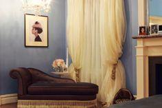 Fantastisch 『Blair Waldorfブレア(レイトン ミースター)のベッドルーム@ゴシップガールインテリア』
