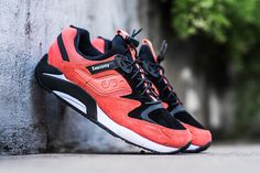 "You Can Now Cop The Saucony Grid 9000 ""Coral""! • KicksOnFire.com"