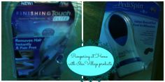 Pampering at Home with IdeaVillage products