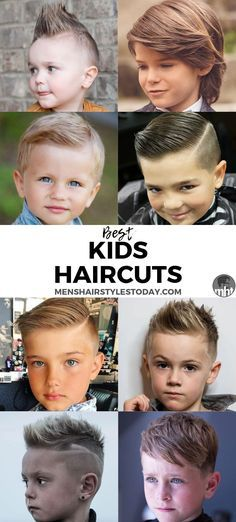 Boys Short Haircuts Kids, Kid Boy Haircuts, Boys Fade Haircut, Kids Hairstyles Boys, Little Boy Hairstyles, Haircut Styles For Boys, Haircuts For Little Boys, Modern Boy Haircuts, Boys Undercut