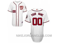 http://www.nikejordanclub.com/customized-washington-nationals-jersey-white-2011-home-cool-base-baseball-wrymn.html CUSTOMIZED WASHINGTON NATIONALS JERSEY WHITE 2011 HOME COOL BASE BASEBALL WRYMN Only $60.00 , Free Shipping!