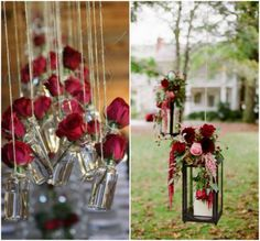RED WEDDING INSPIRATION - Glitter & Lace Wedding Blog